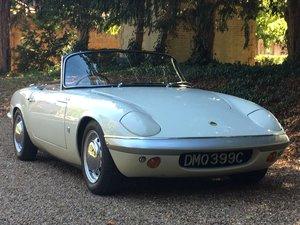 1965 Lotus Elan S2 1600