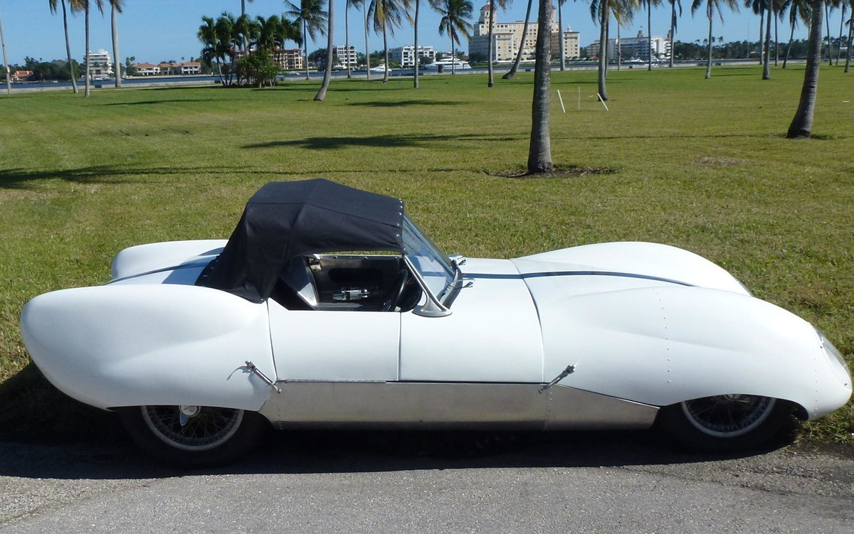 1957 Club Lotus Eleven Price Reduced For Sale (picture 2 of 6)
