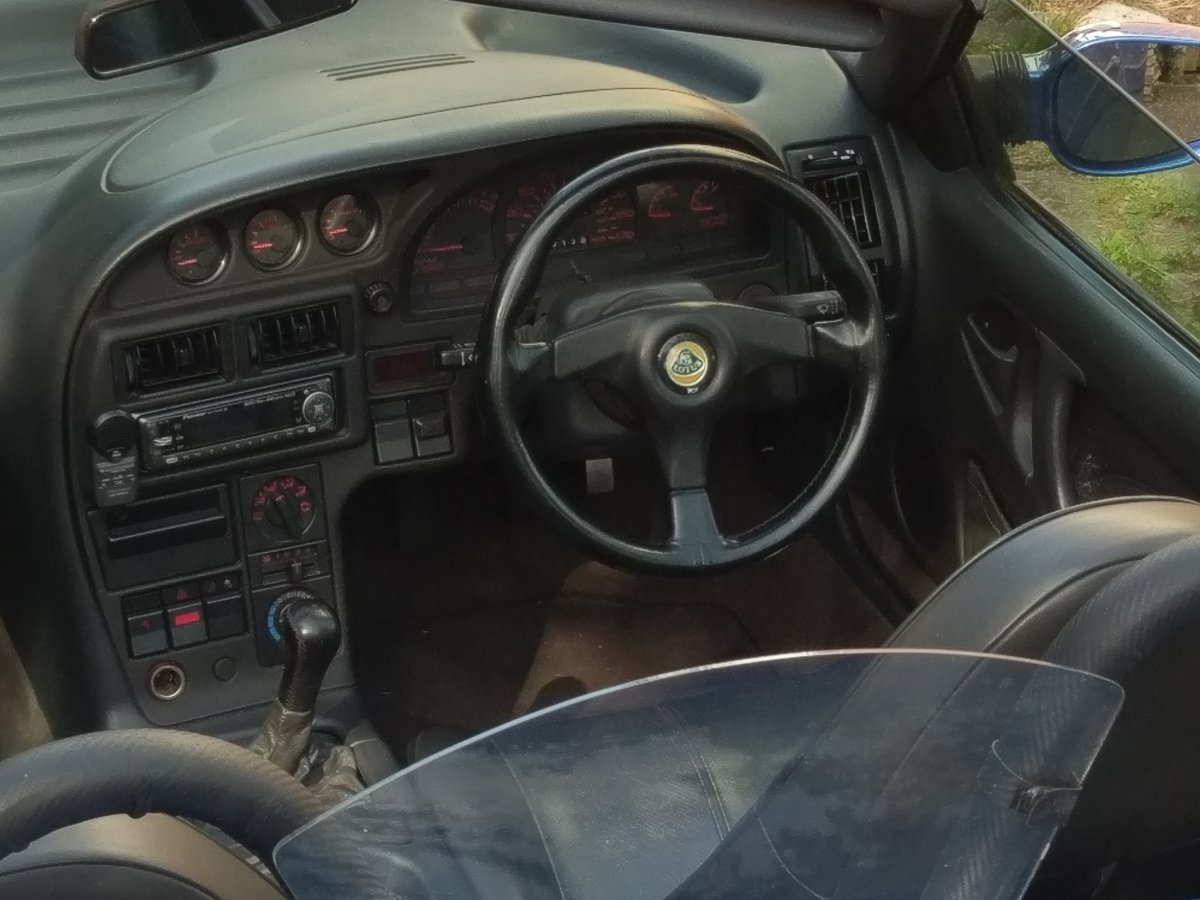 1995 Elan M100 S2 #644 For Sale (picture 5 of 6)