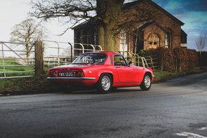 1969 Lotus Elan S4 FHC Special Edition