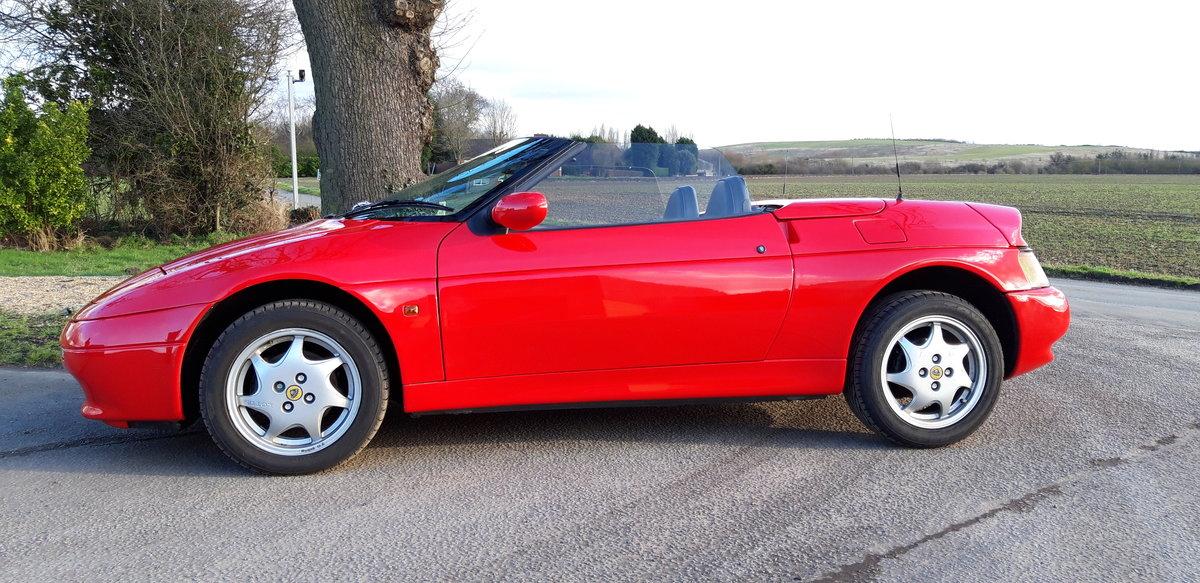 1990 Lotus Elan SE Turbo For Sale (picture 1 of 6)