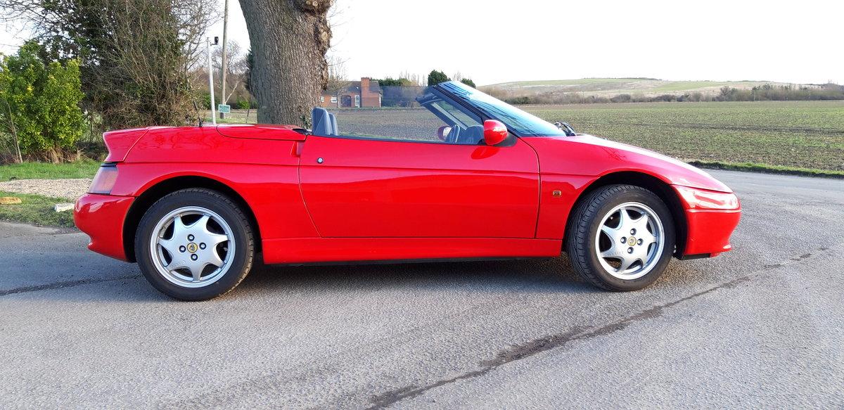 1990 Lotus Elan SE Turbo For Sale (picture 2 of 6)