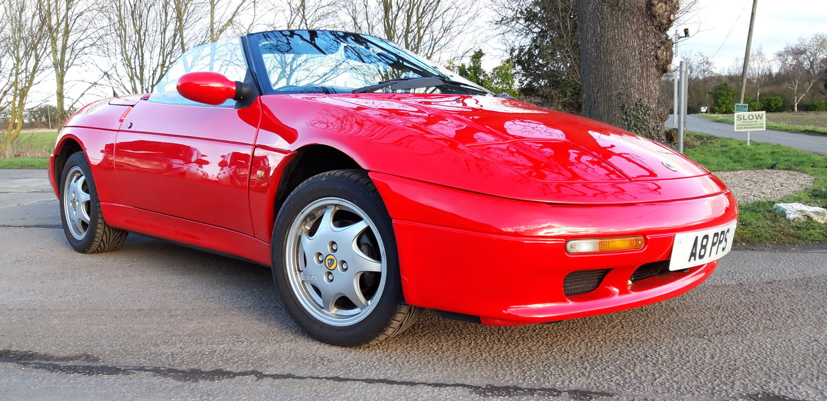 1990 Lotus Elan SE Turbo For Sale (picture 3 of 6)