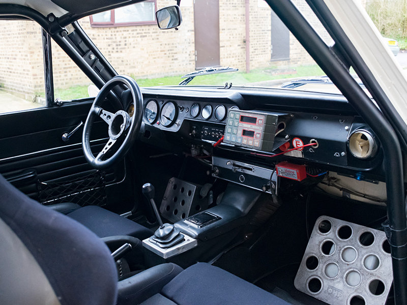 1966 Lotus Cortina Classic Rally Car  For Sale (picture 6 of 6)