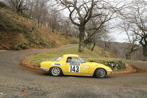 1966 LOTUS Elan FHC S3 Historic Rally