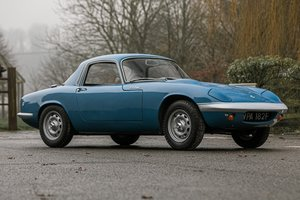 1968 Lotus Elan S3 Coupe (Type 36)