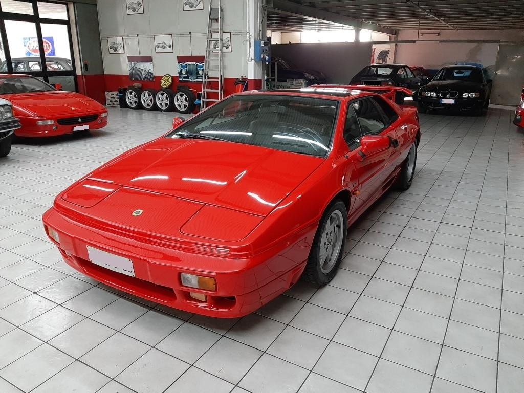 1994 LOTUS ESPRIT 2.0 Supercharged High Wing SE For Sale (picture 1 of 6)