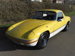 1972 Lotus Elan Sprint SOLD