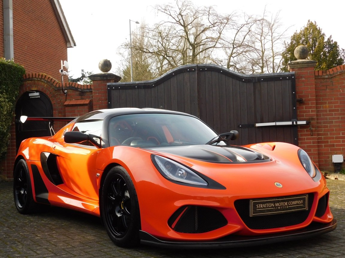 2018 Lotus Exige 430 Cup For Sale (picture 1 of 17)