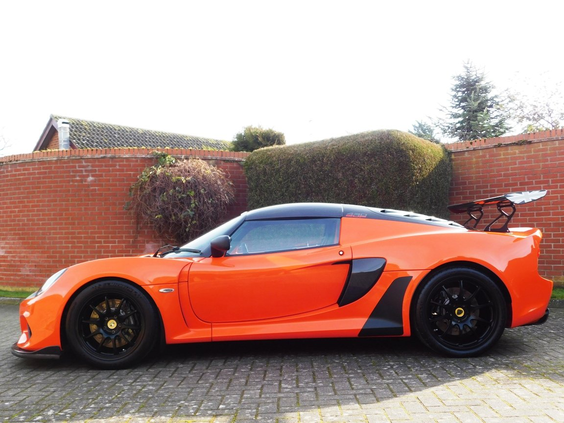 2018 Lotus Exige 430 Cup For Sale (picture 3 of 17)