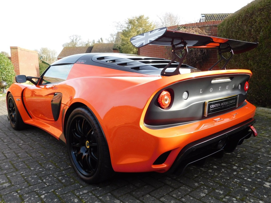 2018 Lotus Exige 430 Cup For Sale (picture 5 of 17)