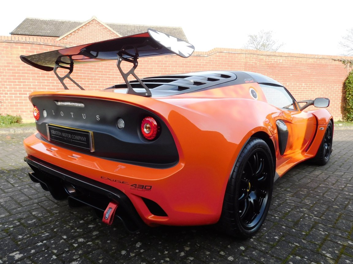 2018 Lotus Exige 430 Cup For Sale (picture 6 of 17)
