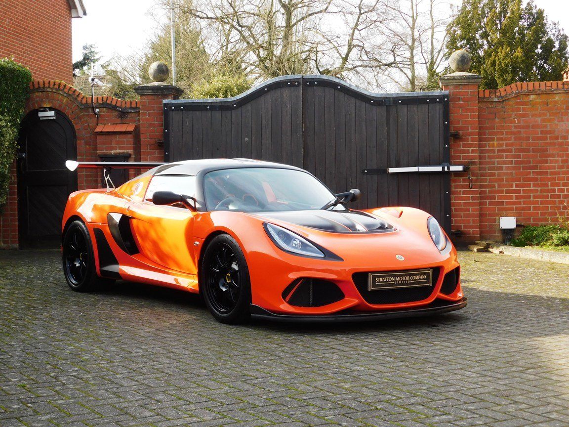 2018 Lotus Exige 430 Cup For Sale (picture 16 of 17)