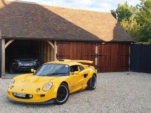 2001 Lotus Exige S1 - Honda K20 Supercharged/Chargecool