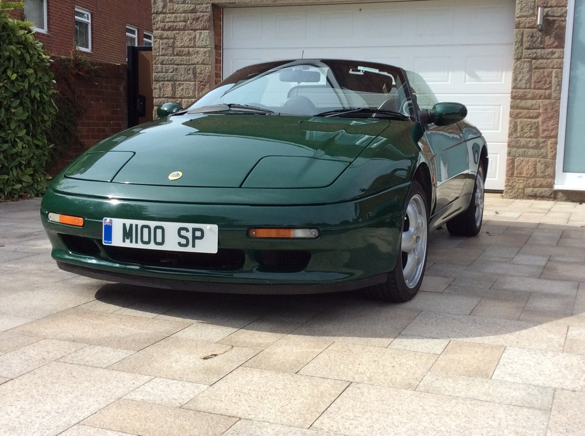 1995 Lotus Elan S2 M100 For Sale (picture 1 of 6)
