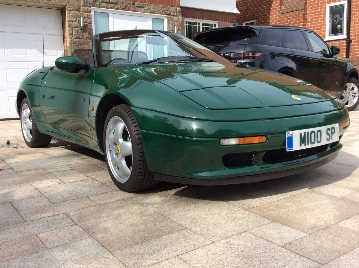 1995 Lotus Elan S2 M100 For Sale (picture 2 of 6)