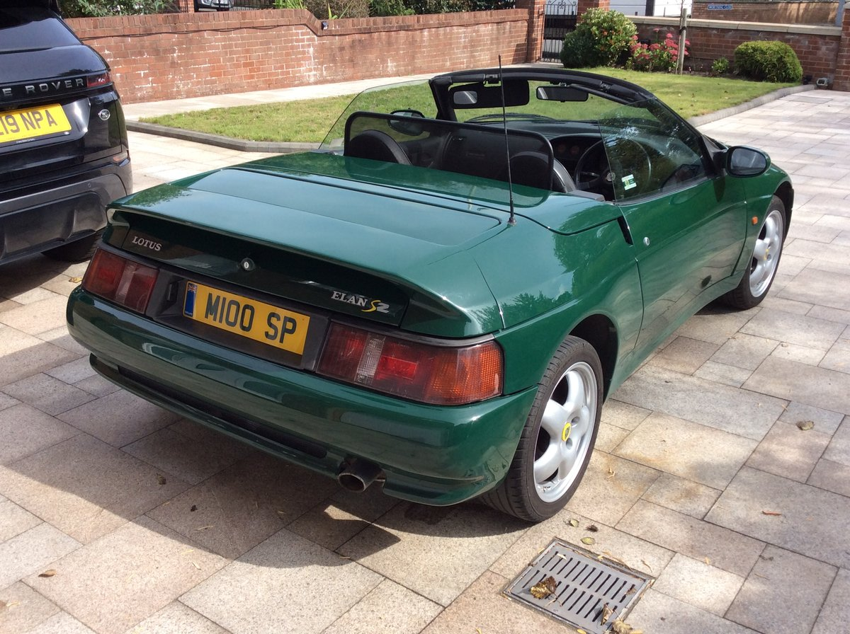 1995 Lotus Elan S2 M100 For Sale (picture 3 of 6)