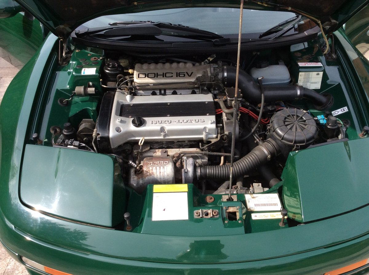1995 Lotus Elan S2 M100 For Sale (picture 5 of 6)