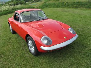 1969 Lotus Elan S4 SE FHC (26R Evo) For Sale