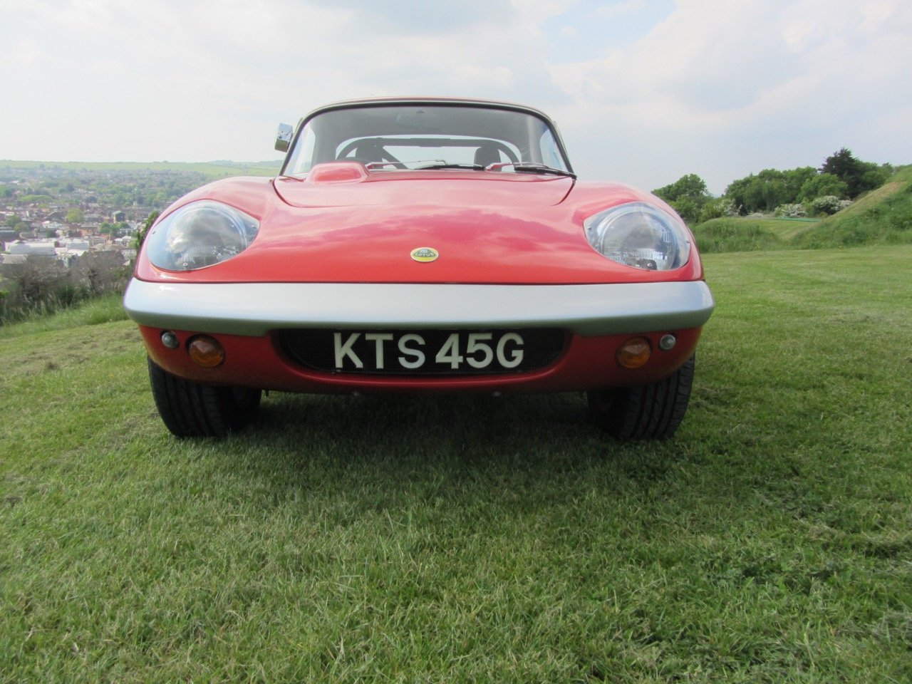 1969 Lotus Elan S4 SE FHC (26R evocation) For Sale (picture 2 of 6)