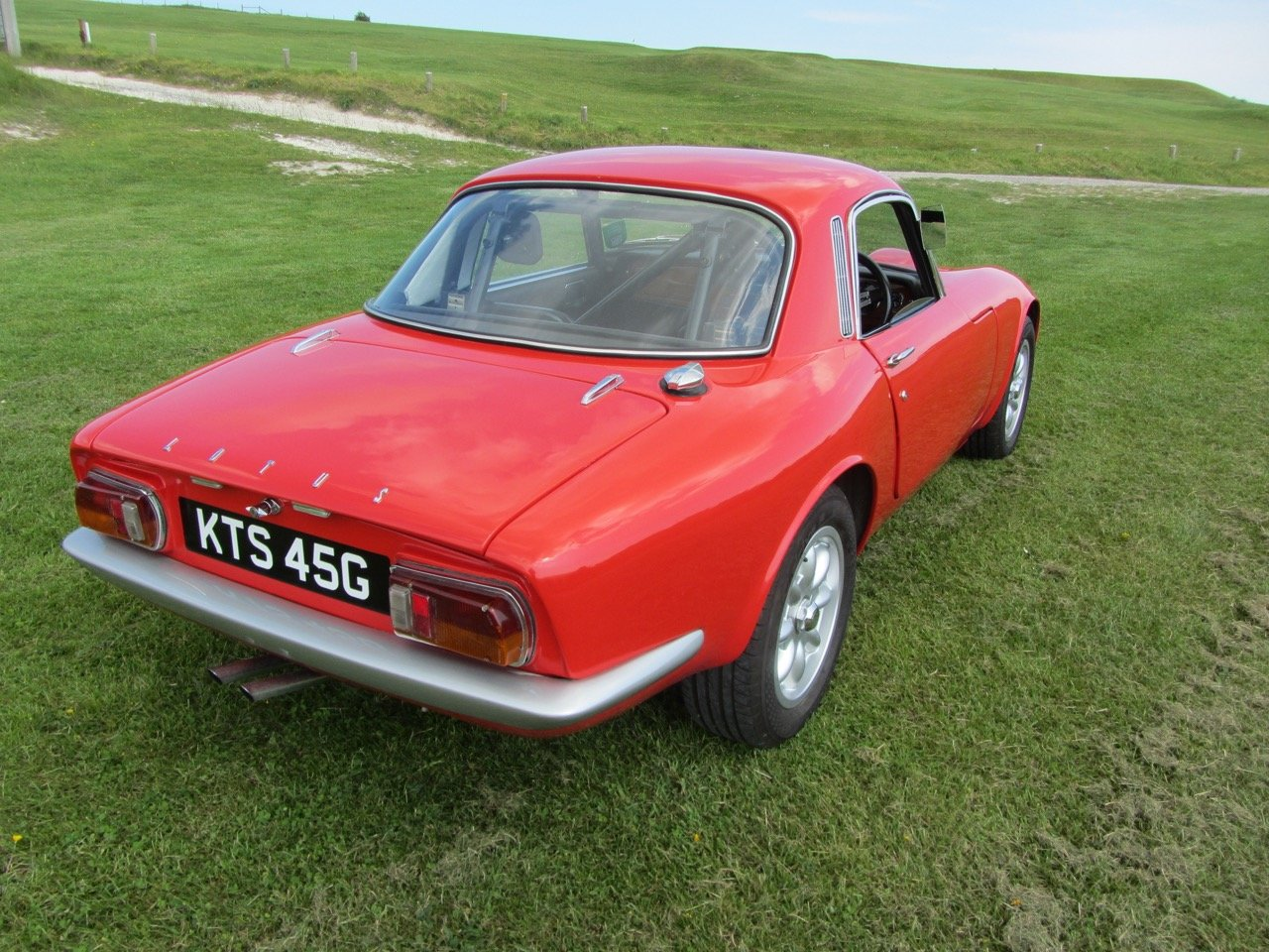 1969 Lotus Elan S4 SE FHC (26R evocation) For Sale (picture 4 of 6)