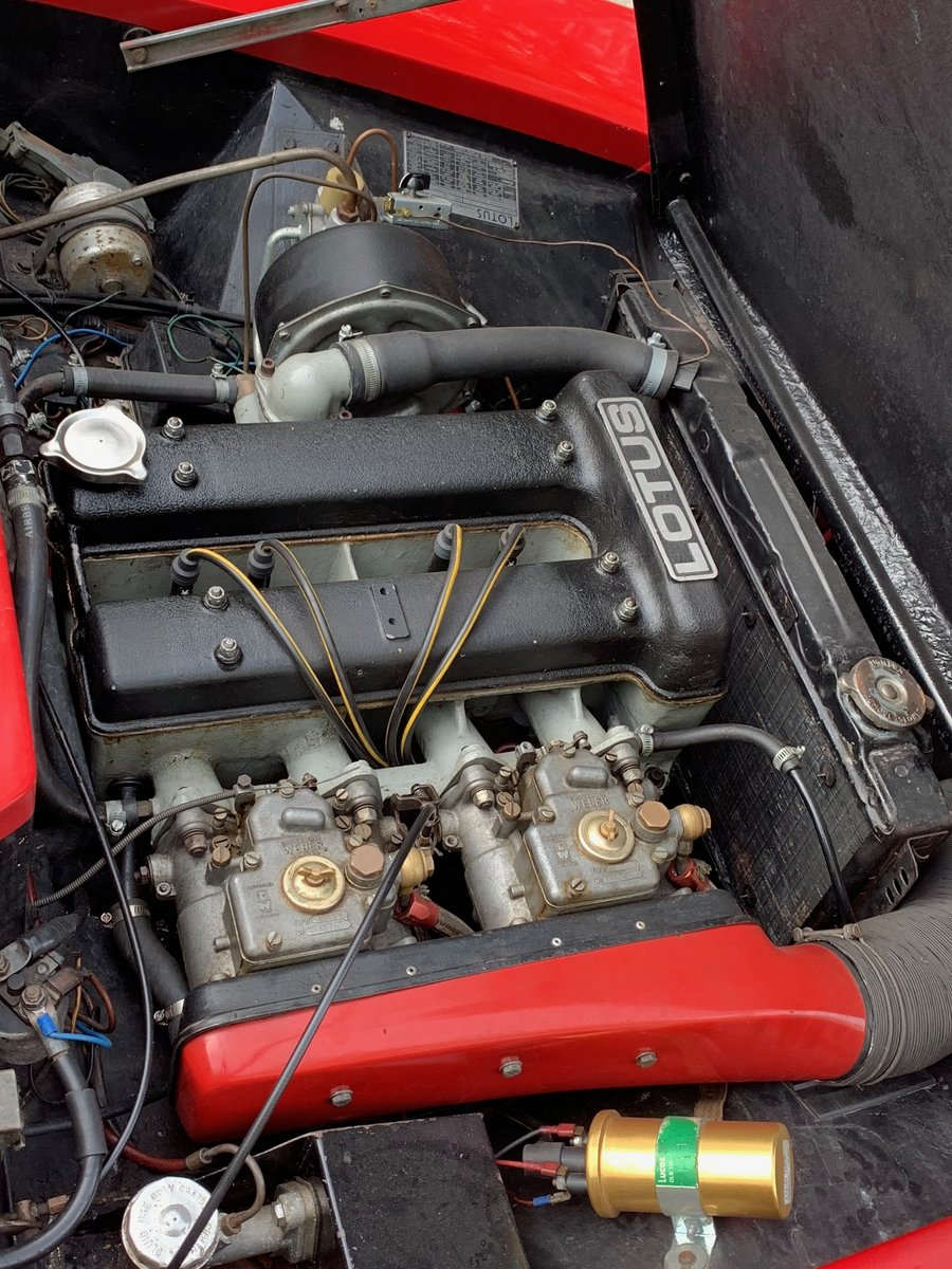 1968 Early Elan Plus 2 For Sale (picture 5 of 6)
