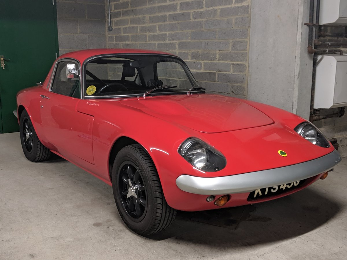1969 Lotus Elan S4 SE FHC (26R evocation) For Sale (picture 6 of 6)