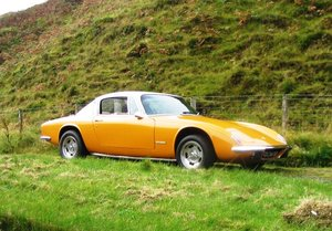1972 Lotus Elan +2 S130 4 Speed. For Sale
