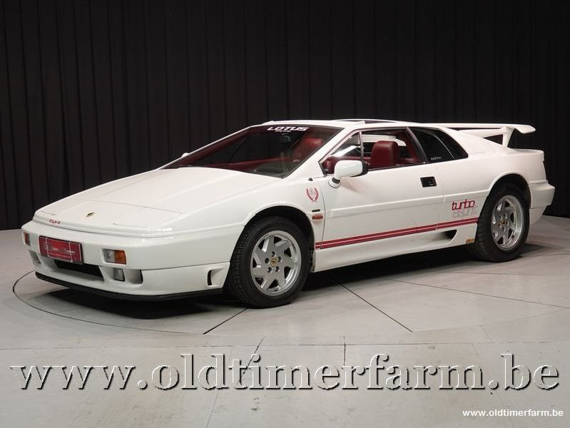 1992 Lotus Esprit Turbo Highwing Chargecooled '92 For Sale (picture 1 of 6)