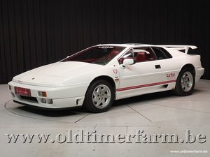 1992 Lotus Esprit Turbo Highwing Chargecooled '92