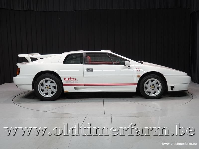 1992 Lotus Esprit Turbo Highwing Chargecooled '92 For Sale (picture 3 of 6)