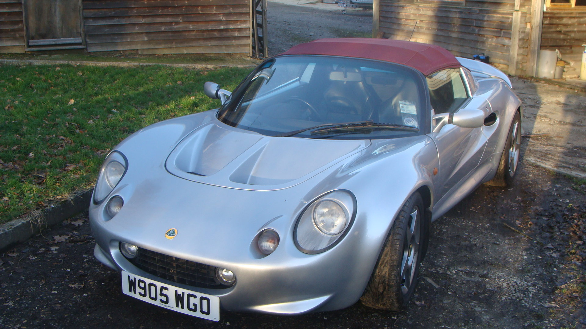 2000 Lotus Elise 160 Sport roadster For Sale (picture 2 of 6)