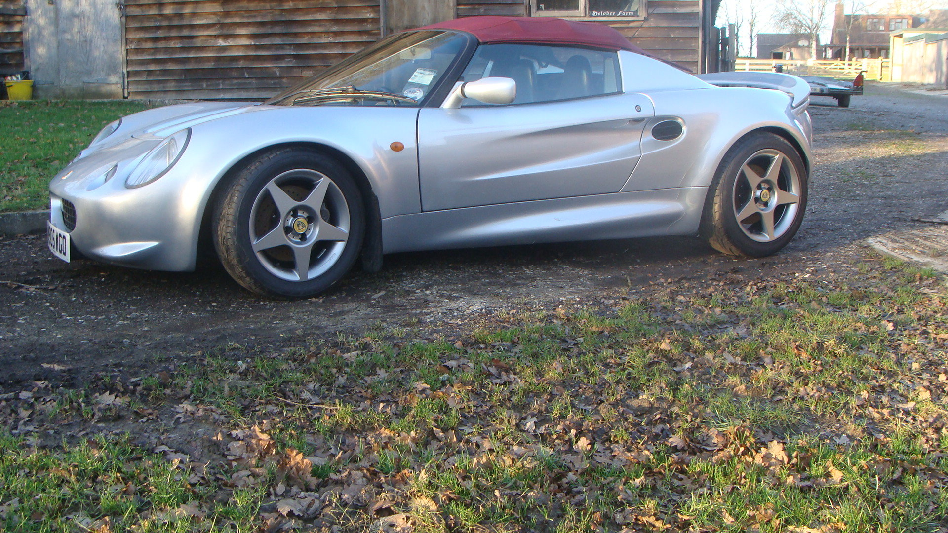 2000 Lotus Elise 160 Sport roadster For Sale (picture 3 of 6)