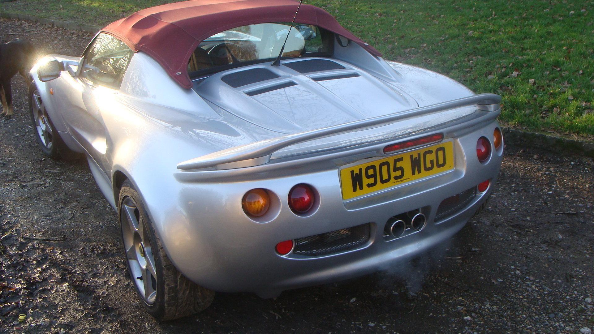 2000 Lotus Elise 160 Sport roadster For Sale (picture 5 of 6)