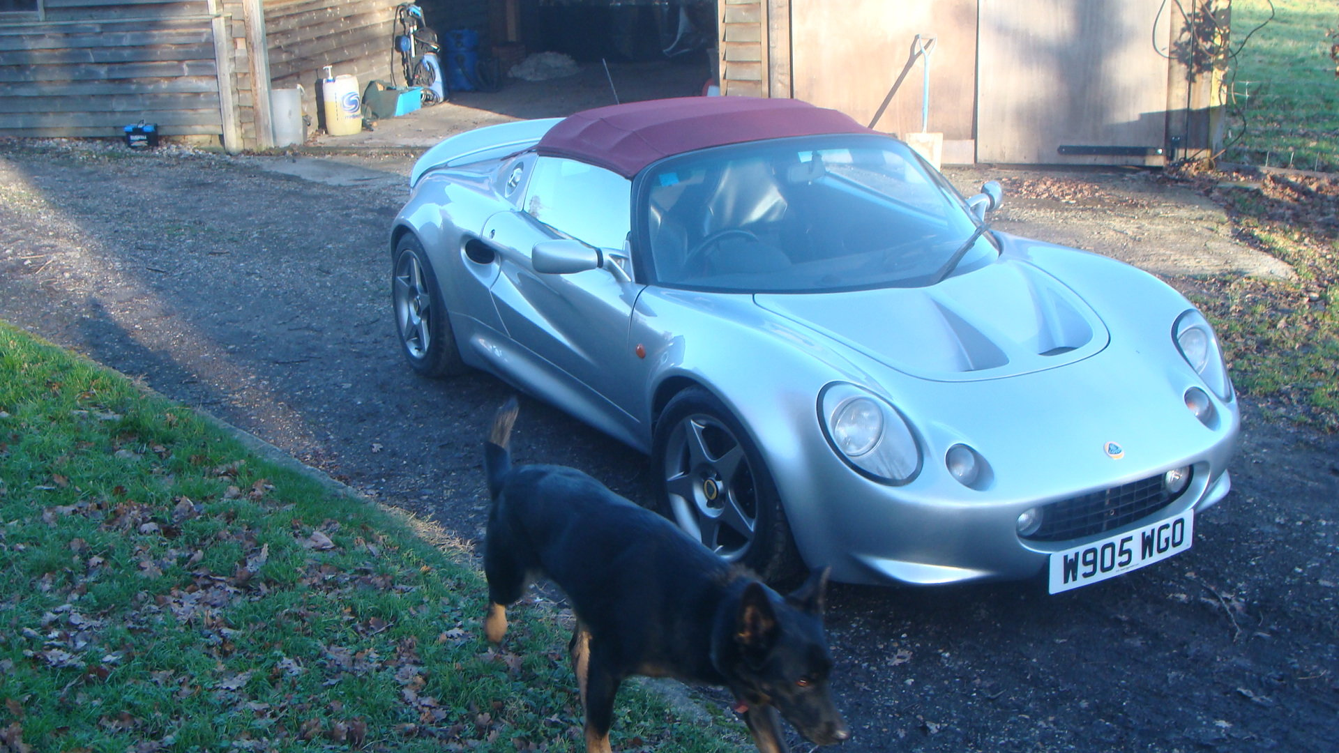 2000 Lotus Elise 160 Sport roadster For Sale (picture 6 of 6)