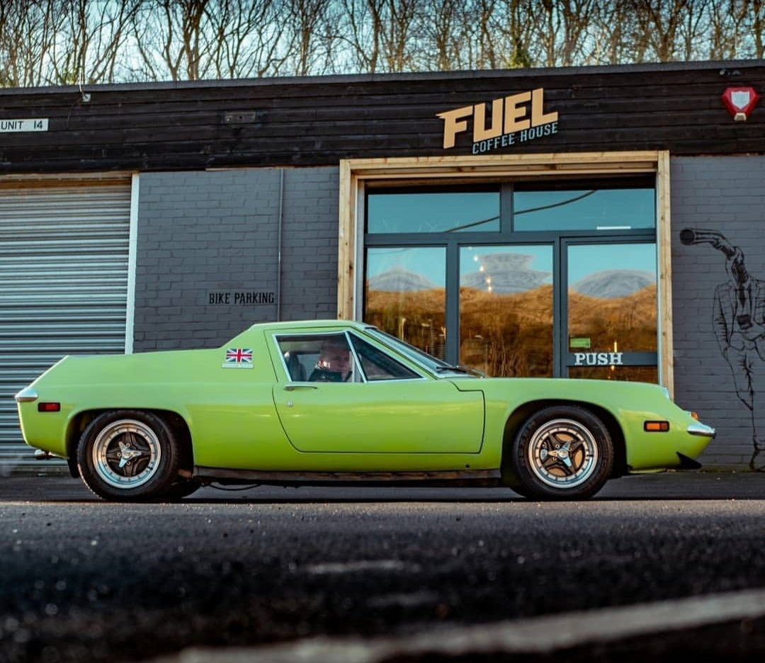 1972 Lotus Europa Twin Cam Original (LHD) For Sale (picture 1 of 6)