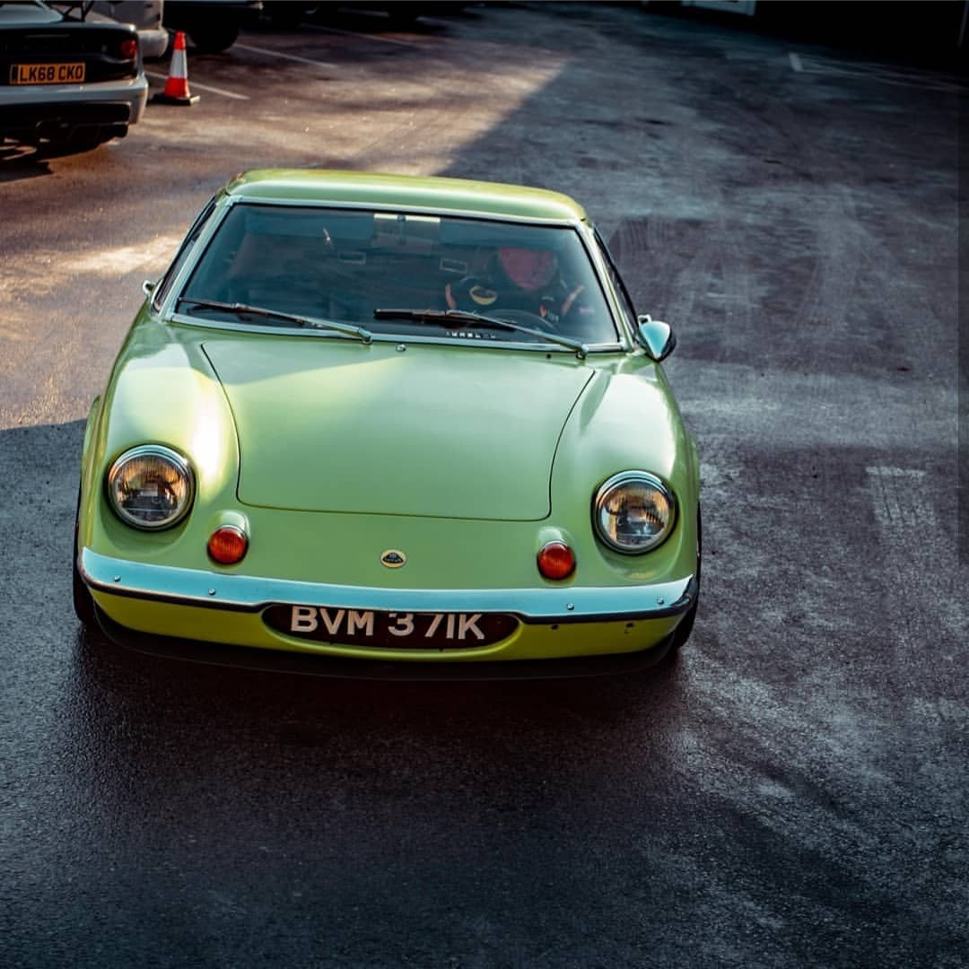 1972 Lotus Europa Twin Cam Original (LHD) For Sale (picture 2 of 6)