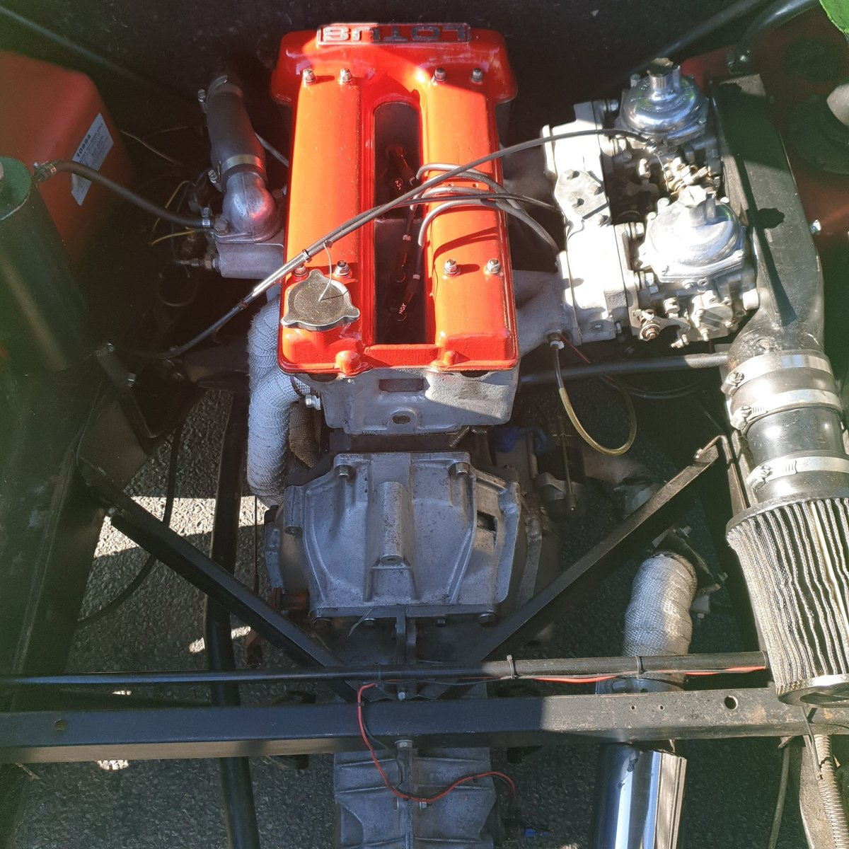 1972 Lotus Europa Twin Cam Original (LHD) For Sale (picture 5 of 6)