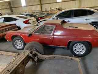 1974 Lotus Europa Twin(~)Cam Roller Project Solid Dry $8.5k