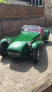 1963 Lotus Seven S2 fully rebuilt first reg 1962