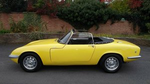 Picture of 0001 WANTED LOTUS ELAN S1 S2 S3 S4 ELAN SPRINT LOTUS ELAN WANTED