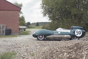 1959 Lotus Eleven Recreation