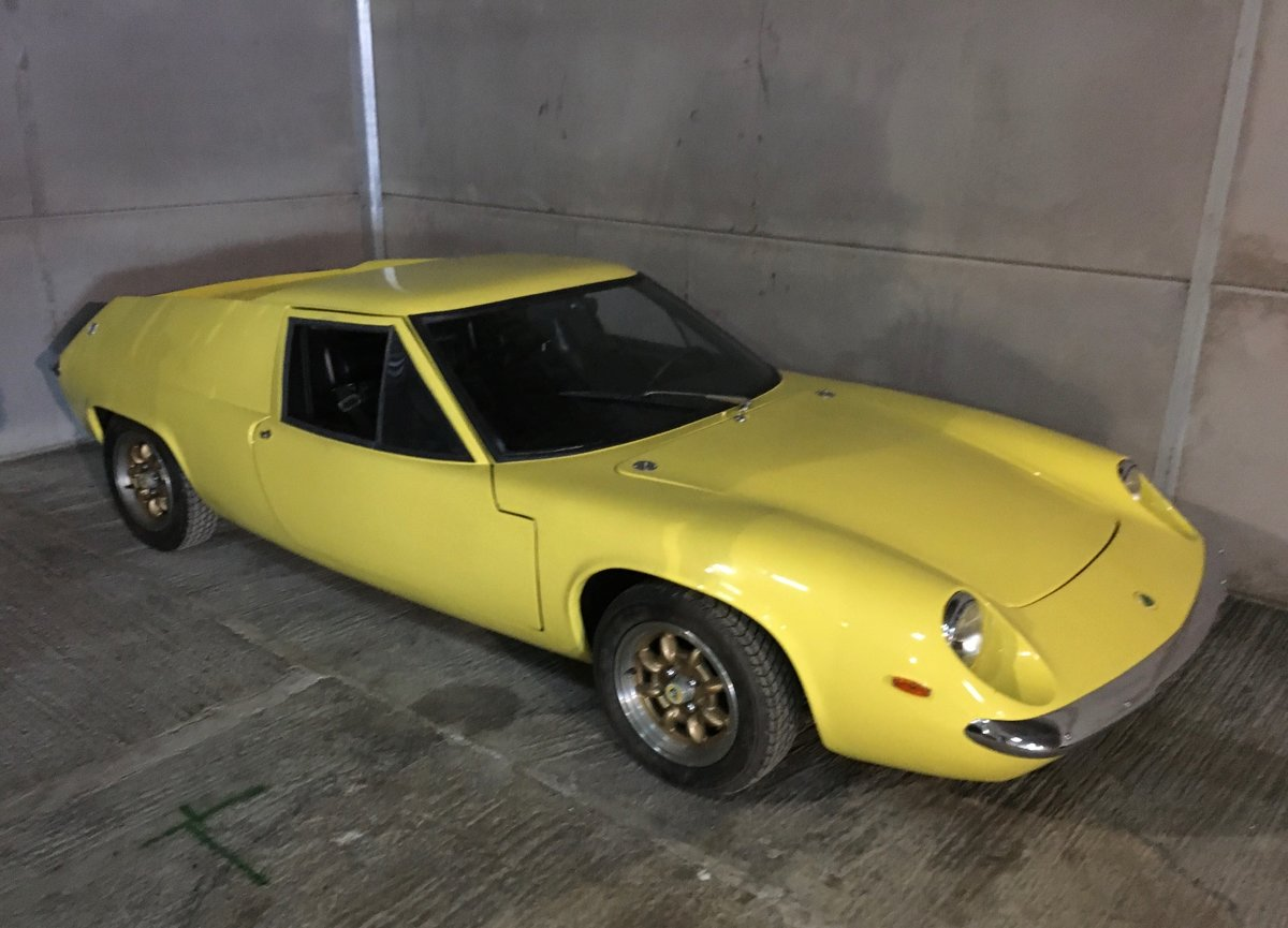 1967 Very early & Original Lotus Europa S1(A) For Sale (picture 1 of 6)