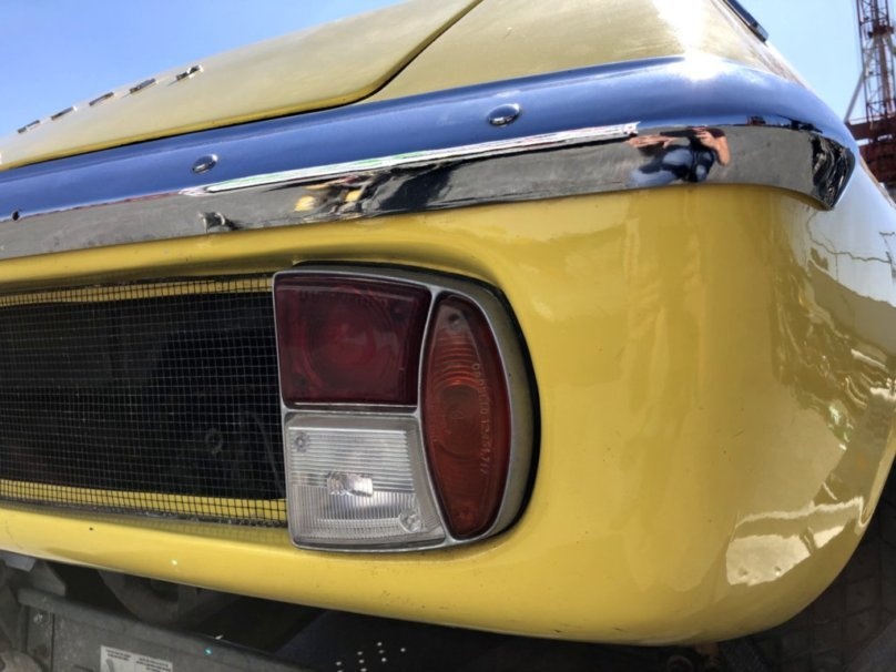 1967 Very early & Original Lotus Europa S1(A) For Sale (picture 2 of 6)