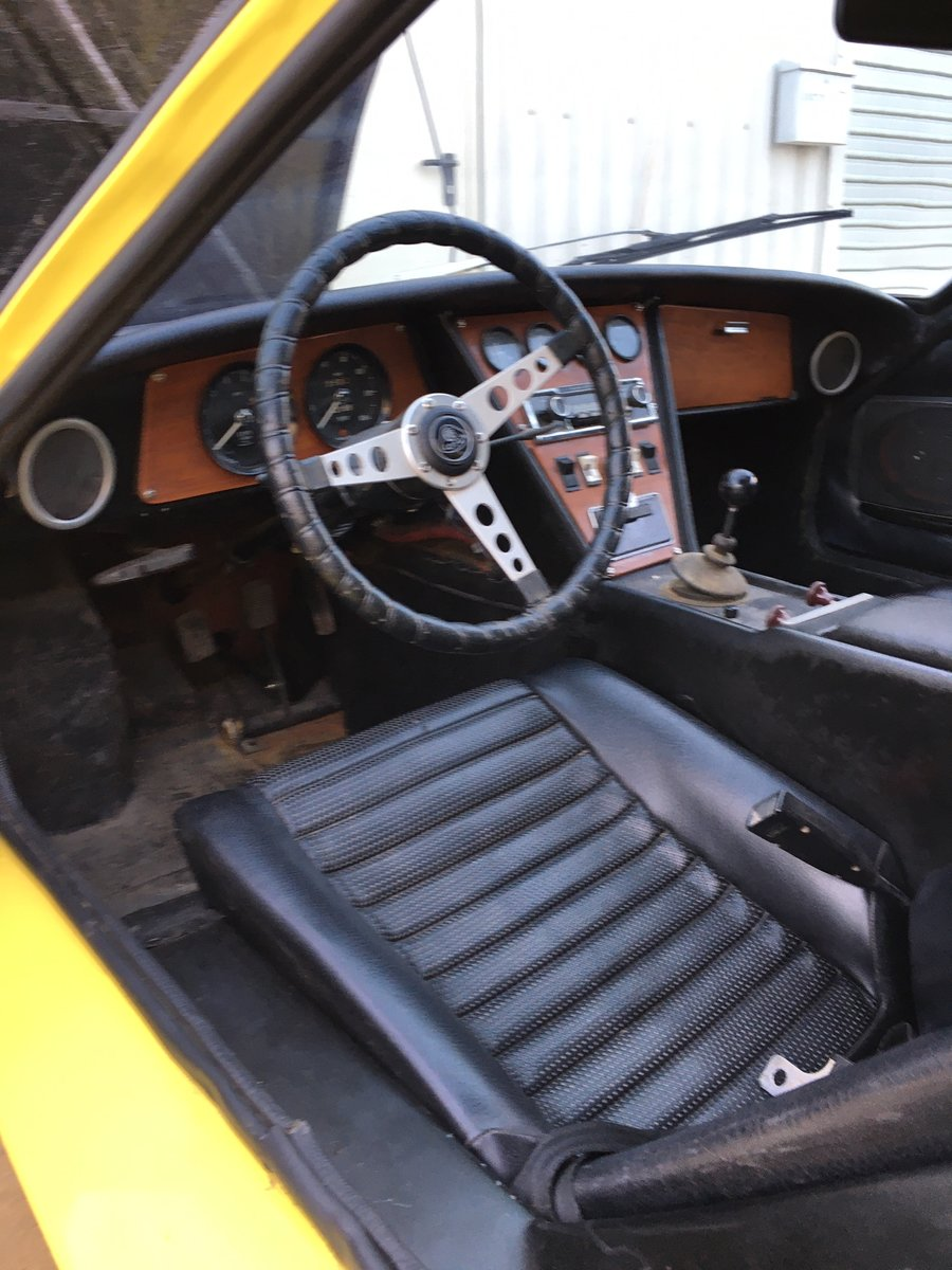 1967 Very early & Original Lotus Europa S1(A) For Sale (picture 3 of 6)