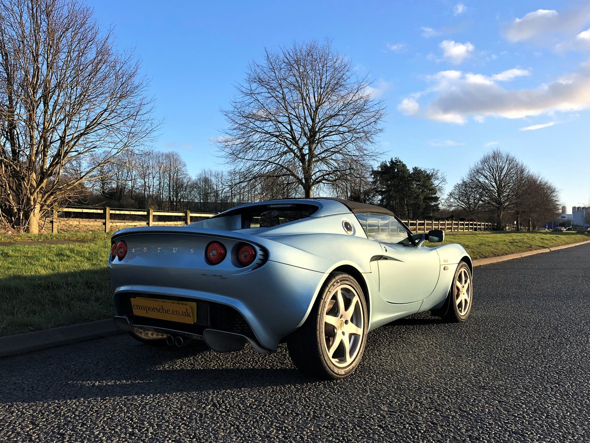 2009 59' Lotus Elise S 1.8 Super Touring S2 Series 2 SOLD (picture 3 of 6)