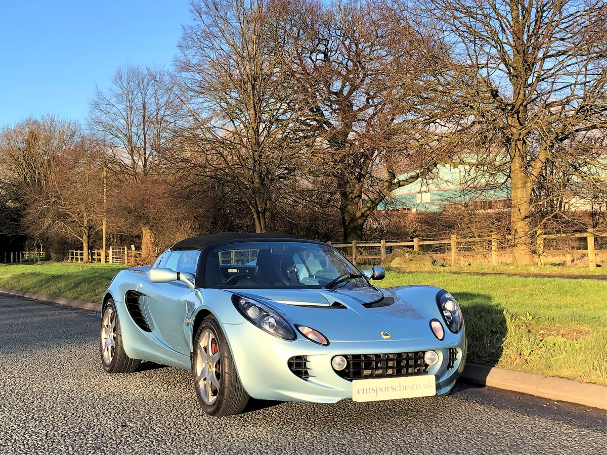 2009 59' Lotus Elise S 1.8 Super Touring S2 Series 2 SOLD (picture 4 of 6)
