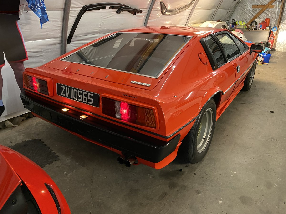1980 Lotus Esprit s2 For Sale (picture 3 of 6)