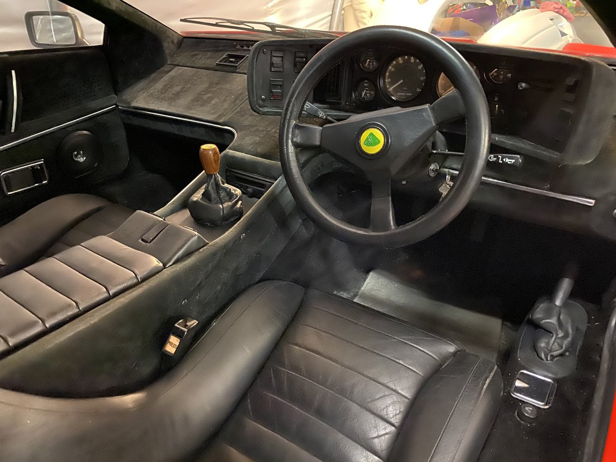 1980 Lotus Esprit s2 For Sale (picture 5 of 6)