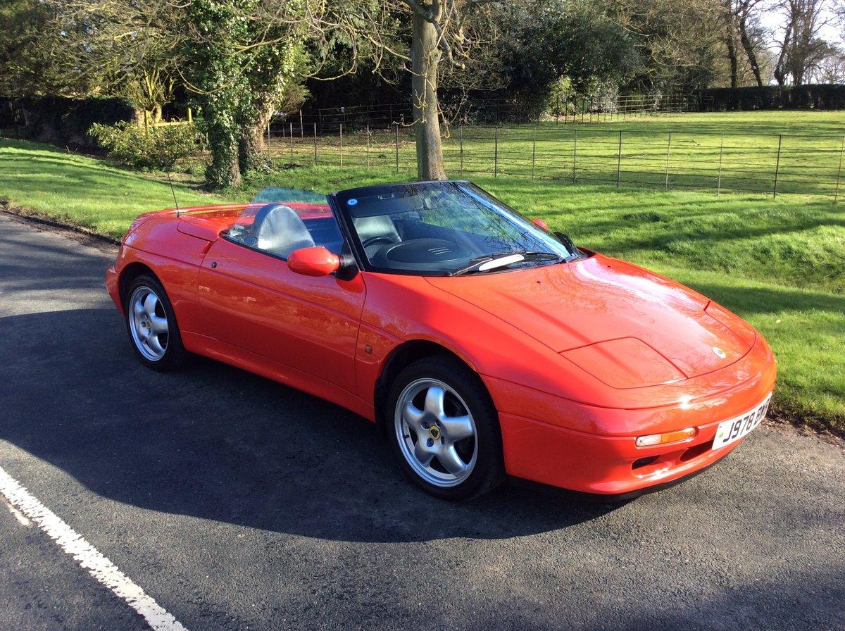 1992 Lotus elan se turbo (low mileage) For Sale (picture 1 of 6)